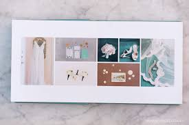 custom wedding album wu photography san francisco wedding photographer