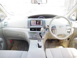 2011 toyota estima hybrid x used car for sale at gulliver new