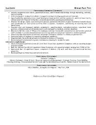 Navy Personnel Specialist Resume Safety Resume Sample Construction Safety Coordinator Resume