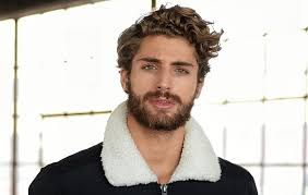 curly hair combover mens hairstyles the best curlywavy hair styles and cuts for men