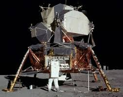 Lunar Module Interior Full Scale Apollo Lunar Lander