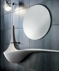 waschbecken design architektonisches waschbecken design mit dynamischer flügelform