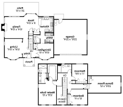 colonial house floor plan colonial house floor plans home planning ideas 2018