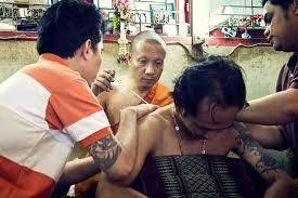 blessed by a monk my magic sak yant tattoo u2022 expert vagabond