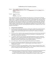 39 ready to use non compete agreement templates template lab