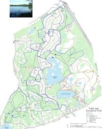 Stony Brook Map Greystone Westford Conservation Trust