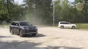 old lexus truck 2016 lexus lx 570 vs 2006 lexus lx 470 youtube