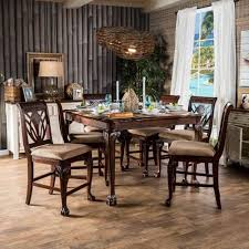 walmart dining room sets walmart dining room sets beautiful america ranfort 7piece cherry