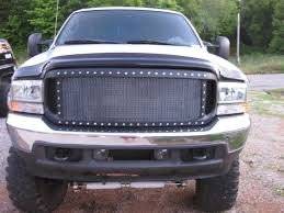 ford truck grilles rbp grille d i y mod save 500 ford truck enthusiasts forums