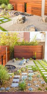nice way of how to make a zen garden in your backyard how to make