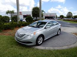 2014 used hyundai sonata 4dr sedan 2 4l automatic gls at royal