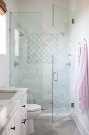 walk in shower glass doors best 25 double shower heads ideas on pinterest double shower