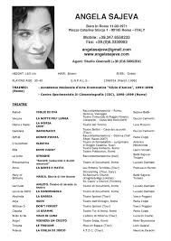 Sample Of Resume For Teacher by Curriculum Vitae English Designer Sample Customer Service Resume