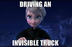 Elsa Meme - elsa driving quickmeme