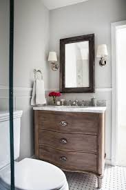 Wainscoting Bathroom Vanity Double Sided Bathroom Vanity Contemporary Bathroom Peter