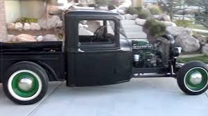 Classic Ford Diesel Truck - 1933 ford diesel truck running channeled bagged and bad a youtube