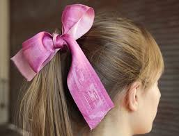 hair ribbon print your photos onto a hair ribbon