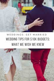 weddings 10k how to plan a wedding for 10k 30 after