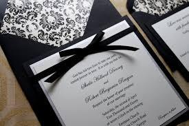 black wedding invitations black and white wedding invitations picture ideas references