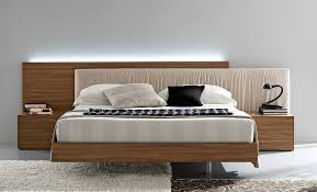 Bed Headboard Design Adorable Modern Design Bed Frames At Ideas Contemporary Headboard