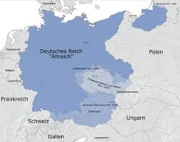 Munich Germany Map by Germany After The Anschluss And The Munich Agreement 1938 39