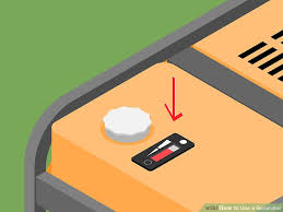 how to use a generator with pictures wikihow