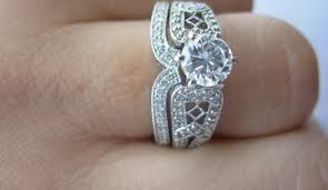 engagement ring vs wedding band engagement rings engagement rings with band charm emerald cut