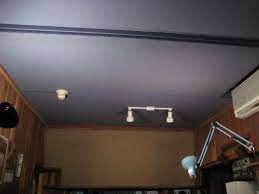 Unfinished Basement Ceiling by Anybody Here Cover Their Ceiling In Fabric Gearslutz Pro Audio