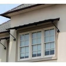 Metal Awnings For Patios Metal Window Awnings For Home The Metal Juliet Awning Metal Door