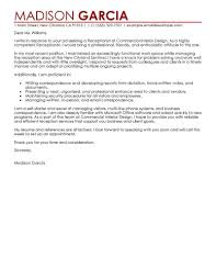 Example Of Receptionist Resume by Cover Letter For Receptionist Examples The Letter Sample