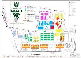 Calcutta India Map by Ground Map U2013 International Kolkata Book Fair