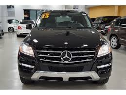 mercedes suv 2015 certified pre owned 2015 mercedes m class ml 350 suv in