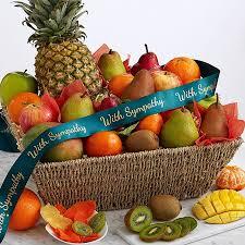 Sympathy Food Baskets Sympathy Gift Baskets Proflowers