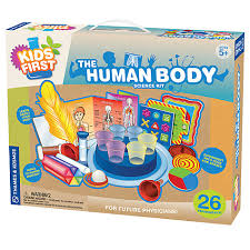 Online Human Body Buy Thames U0026 Kosmos Little Labs The Human Body Science Kit John