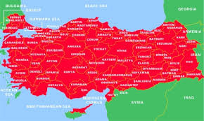 printable pictures of turkey the country turkey country map printable map hd