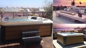 terrazze arredate foto da esterno in terrazza arredata