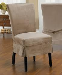 Bar Chair Covers Furniture Parson Chair Covers Armless Chair Slipcover