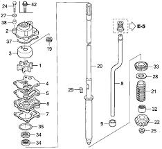 Mercury 25 Hp 2 Stroke Wiring Diagram Mercury Outboard Parts Diagrams Water Pump Periodic U0026 Diagrams