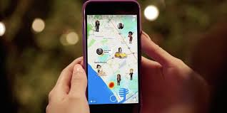 How Do You Say Map In Spanish Snapchat U0027s Latest Feature A Map That Shows Friends In Real Time