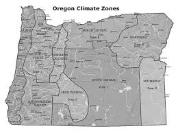 oregon s unique climatology and weather many links