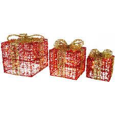 christmas present light boxes christmas light up gift boxes ideas christmas decorating