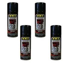 vht sp187 paint gloss black wheel paint aerosol automotive dupli
