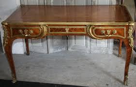bureau style louis xv plat de style louis xv circa 1880