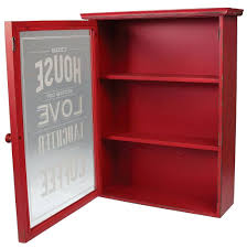 Red Painted Kitchen Cabinets Red Distressed Painted Kitchen Cabinets Exitallergy Com