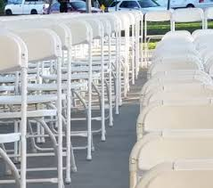 rental folding chairs chair rentals party chairs tables wedding chair rentals