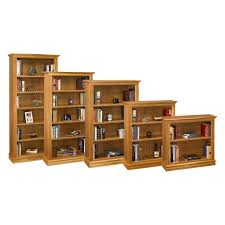 Oak Bookshelves For Sale by A U0026 E Solid Oak Britannia Wood Bookcase Hayneedle
