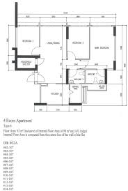 Hdb Flat Floor Plan Nov 2013 Bto West Ridges Bukit Batok Thread Page 8 Www