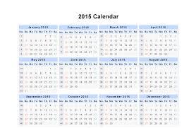 printable calendar year 2015 best photos of full year calendar 2015 2015 full year calendar