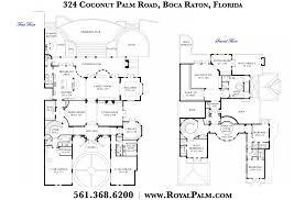 luxury mansions floor plans million waterfront mediterranean mansion in boca raton interior