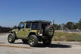 commando green jeep lifted kilroy was here
